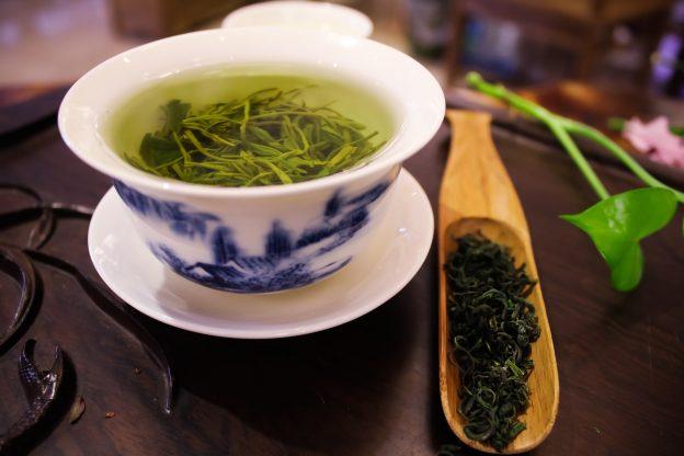 緑茶の抽出物 抗酸化効果